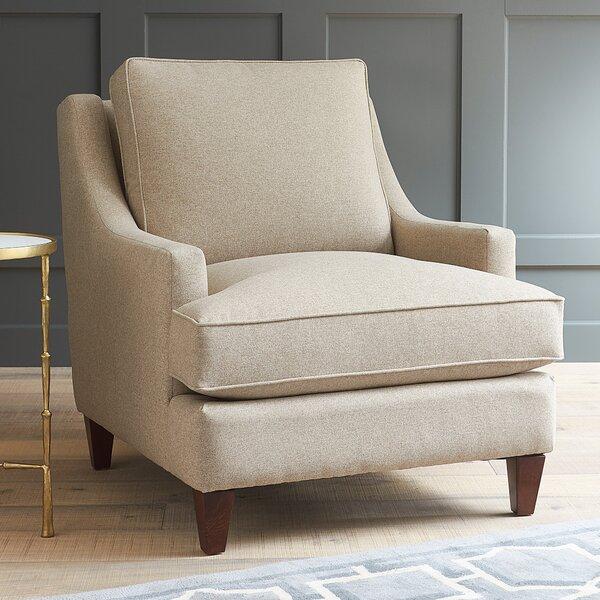 Hathaway Armchair by AllModern Custom Upholstery