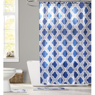 Great Price Goldston Shower Curtain Set By Darby Home Co