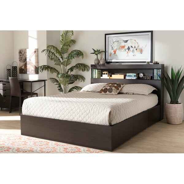 Ahrend Queen Storage Platform Bed By Latitude Run