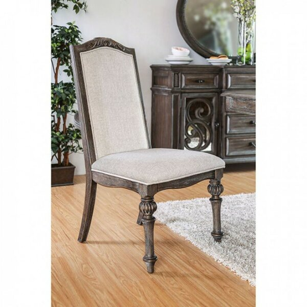 Murcia Upholstered Dining Chair (Set of 2) by One Allium Way