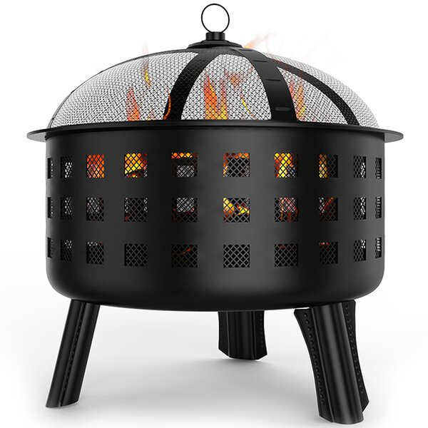 Ouray Outdoor Backyard Garden Home Light Fire Pit by Regal Flame