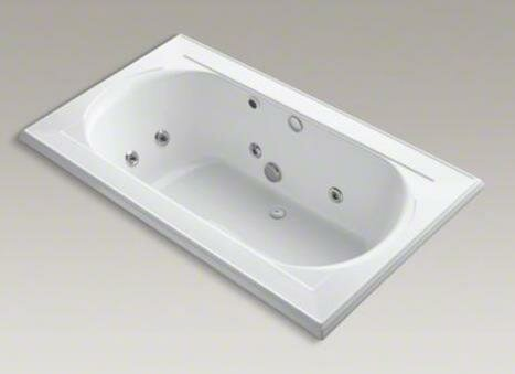 Memoirs 72 x 42 Whirlpool Bathtub by Kohler