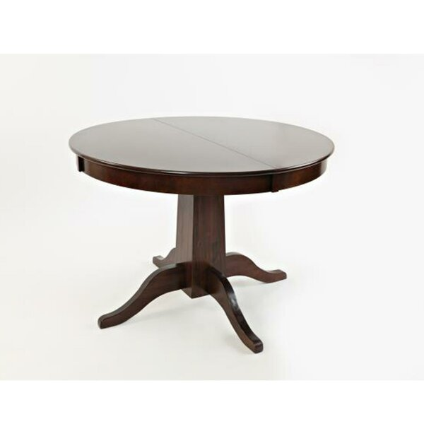 Abdiel Wooden Dining Table by August Grove