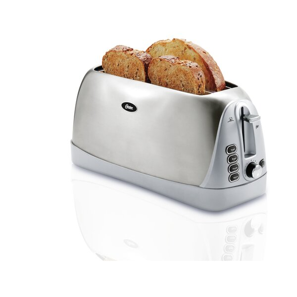 4 Slice Long-Slot Toaster by Oster