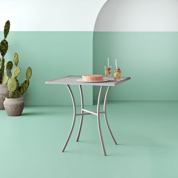 Strattford Metal Dining Table By Hashtag Home