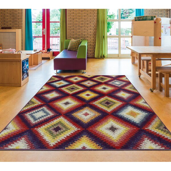 Regan Area Rug by Ebern Designs