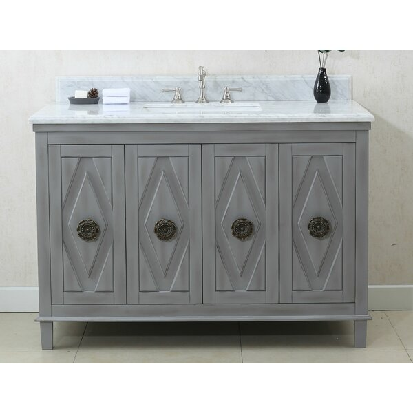 Thayne 48 Single Bathroom Vanity Set by Bungalow Rose