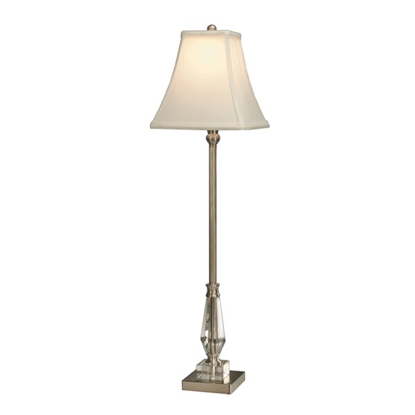 Baldwin 30.5 Buffet Lamp by Alcott Hill