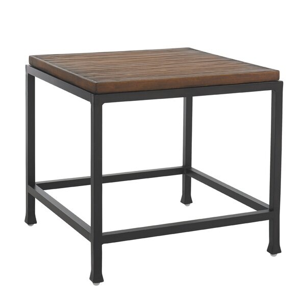 Ocean Club Pacifica Iron Side Table by Tommy Bahama Outdoor