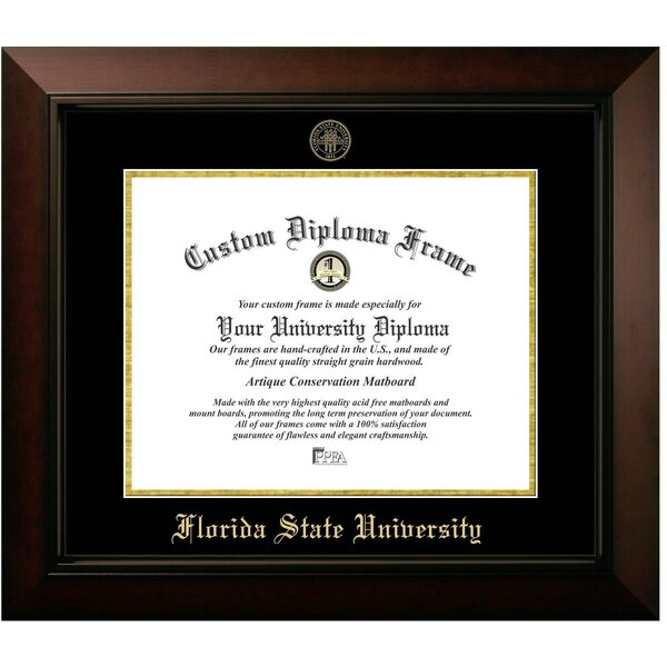 The Contemporary Cornell University Picture Frame by Diploma Frame Deals