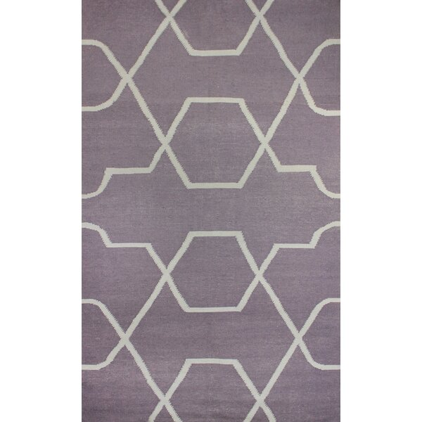 Westborough Blue Indoor/Outdoor Area Rug by Ivy Bronx