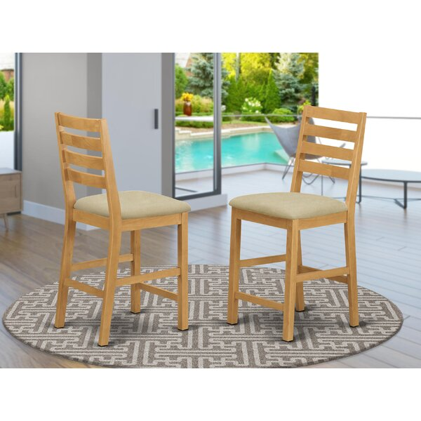 Songer Upholstered Dining Chair (Set Of 2) By Charlton Home