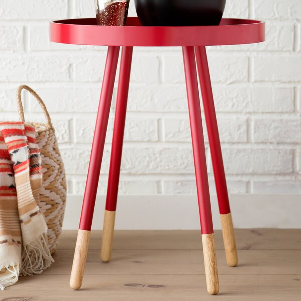 Acevedo Tray Table By Mercury Row