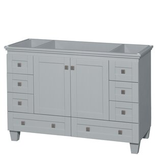 Shop for Acclaim 48 Single Bathroom Vanity Base Only ByWyndham Collection