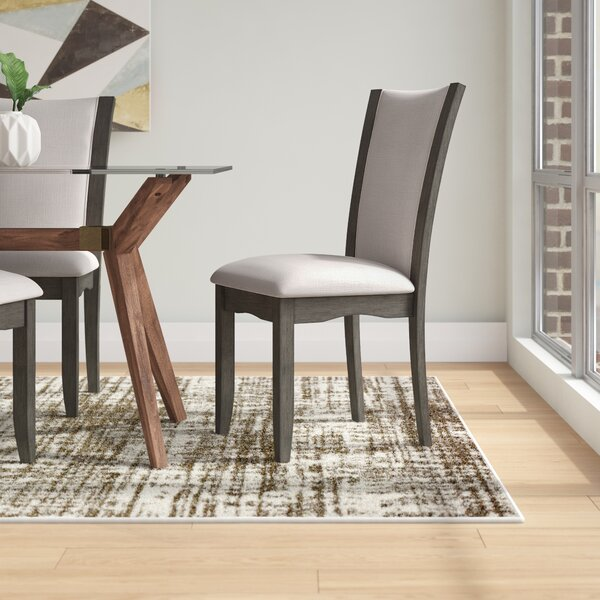 Marnie Upholstered Dining Chair (Set of 2) by Brayden Studio