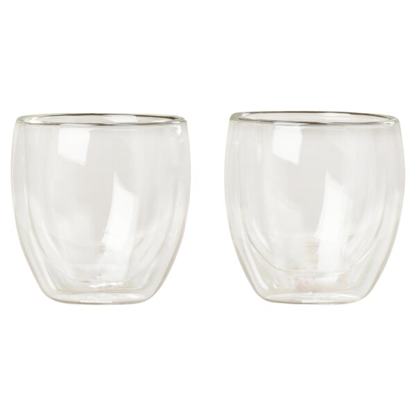 Pavina Double Wall Glass (Set of 2) by Bodum