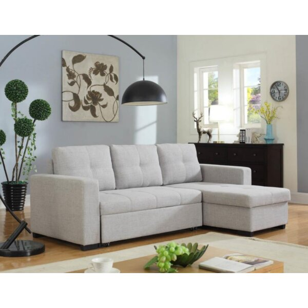 Tallant Reversible Sleeper Sectional by Latitude Run