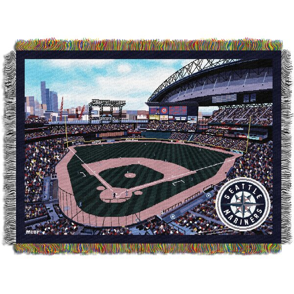 MLB Mariners Safeco Park Stadium Wall Hanging by Northwest Co.