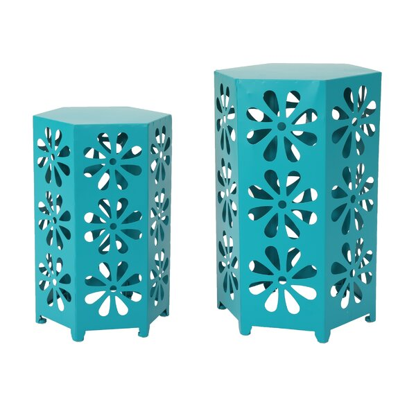 Antwon Side Table (Set of 2) by Brayden Studio