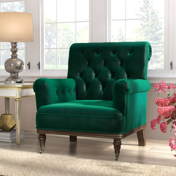Botsford Armchair By Everly Quinn Best #1