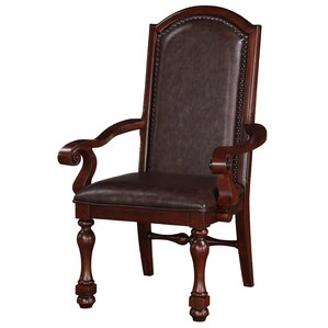 Casa del Mar Dining Arm Chair by Fairfax Home Collections