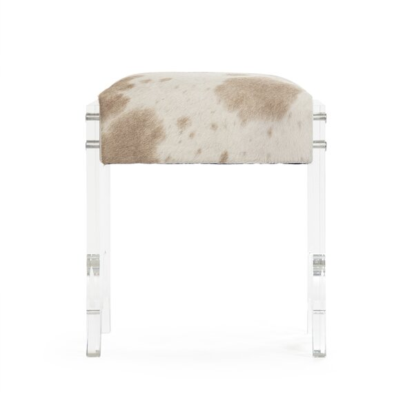 Renhold Accent Stool by Rosdorf Park