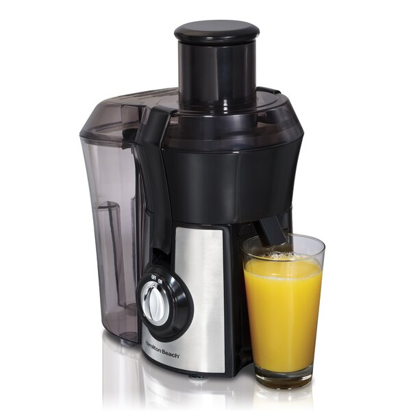 Big Mouth Pro Juicer By Hamilton Beach.