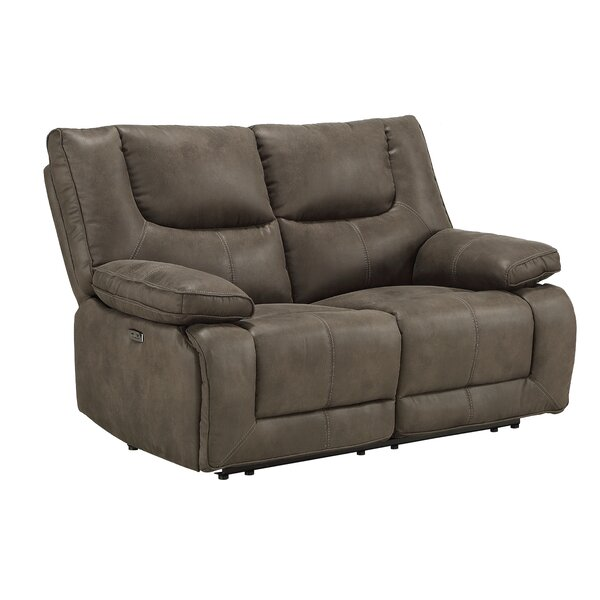 Best Bargain Lolita Reclining Loveseat by Red Barrel Studio by Red Barrel Studio