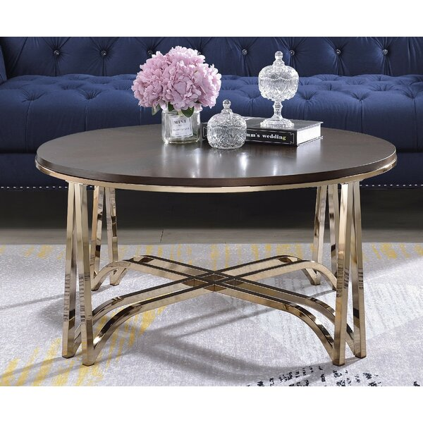 Osseo Coffee Table By House Of Hampton