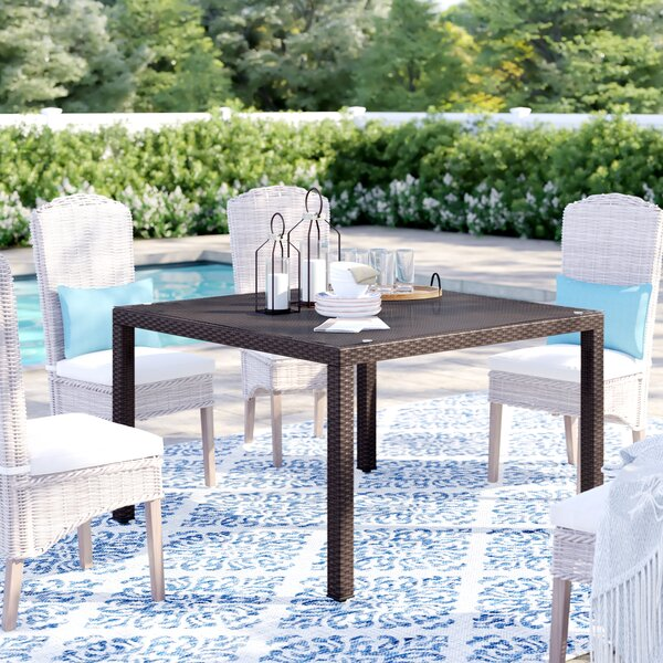 Brentwood Dining Table By Sol 72 Outdoor by Sol 72 Outdoor
