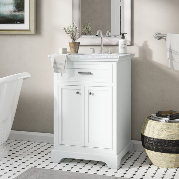 Darry 24 Single Bathroom Vanity by Darby Home Co
