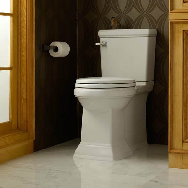 Town Square Dual Flush Elongated Two-Piece Toilet by American Standard