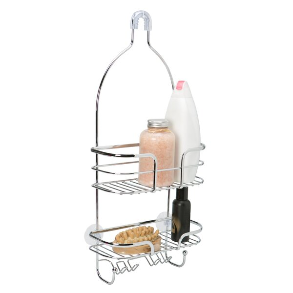 Genis Shower Caddy by Rebrilliant