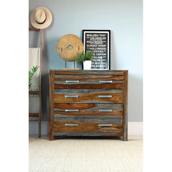 Mccool 4 Drawer Accent Chest
