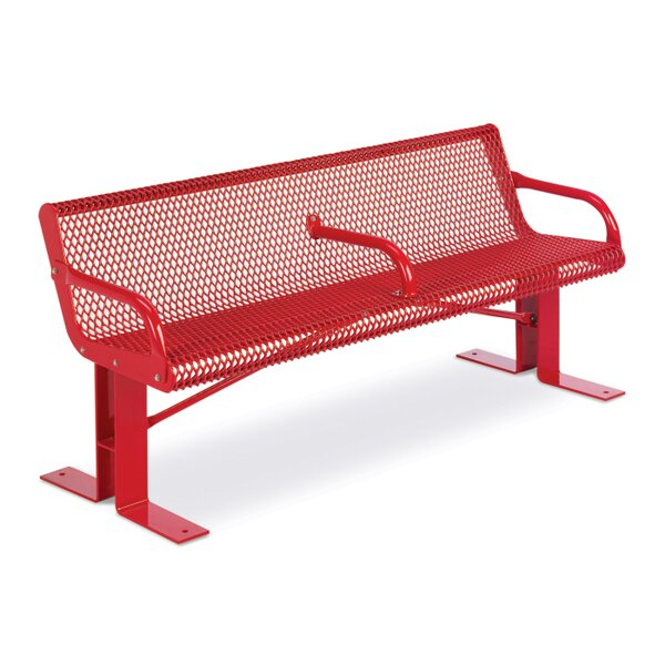 Courtyard Park Bench by Anova