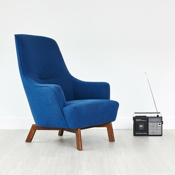 Hilary Armchair by Gus* Modern