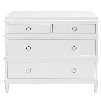 4 Drawer Dresser by Worlds Away