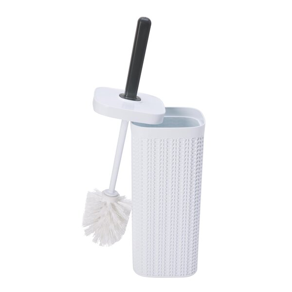 Sailor Knot Free Standing Toilet Brush and Holder by Bath BlissSailor Knot Free Standing Toilet Brush and Holder by Bath Bliss