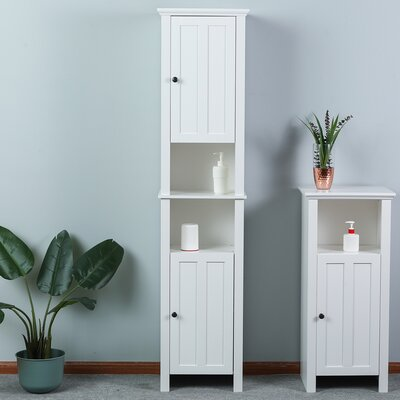 Linen Cabinets Amp Towers You Ll Love Wayfair