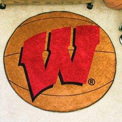 NCAA University of Wisconsin Basketball Mat by FANMATS
