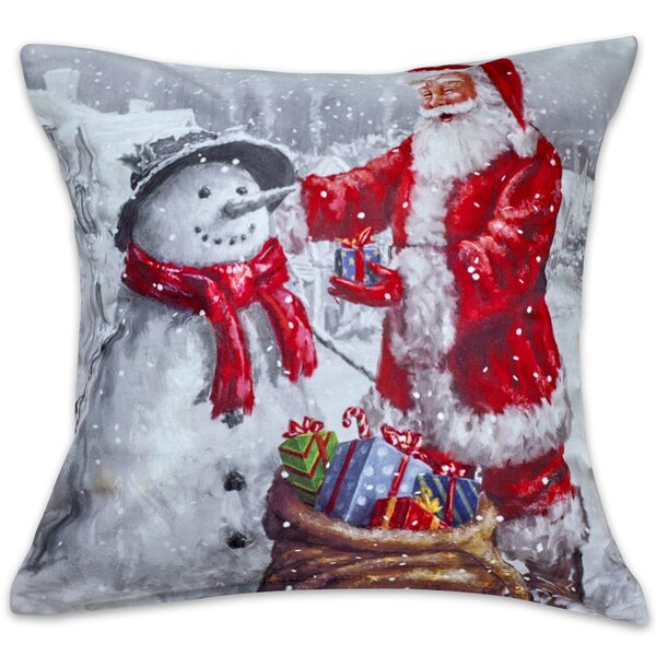 Printed Christmas by Violet Linen