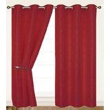 Criss Cross Priscilla Curtains Wayfair