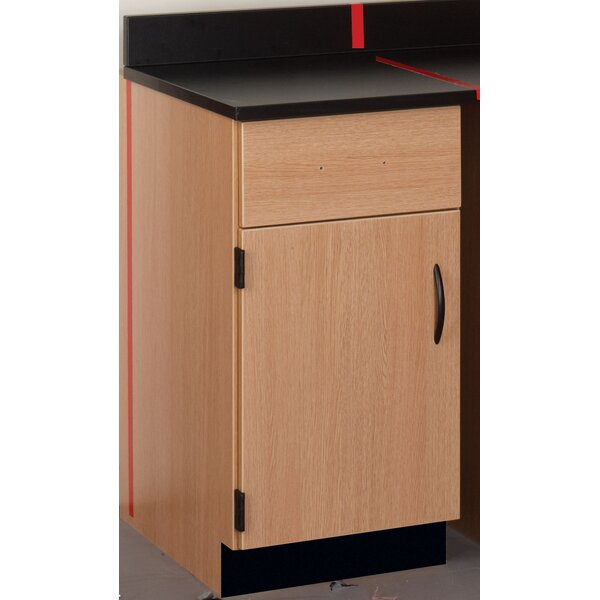 Science 18 Left Hinge Storage Cabinet by Stevens ID Systems
