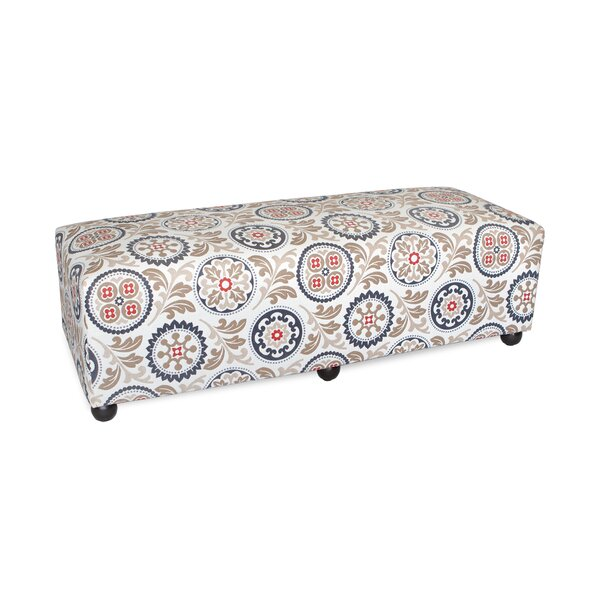 Province Upholstered Bench by Peak Season Inc.