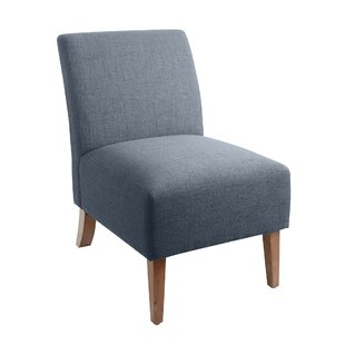 Looking for Parkerson Slipper Chair by Wrought Studio