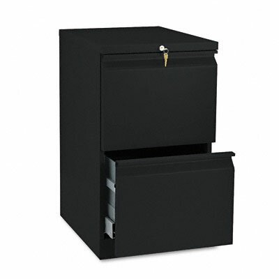 Brigade Mobile 2-Drawer Pedestal File by HONBrigade Mobile 2-Drawer Pedestal File by HON