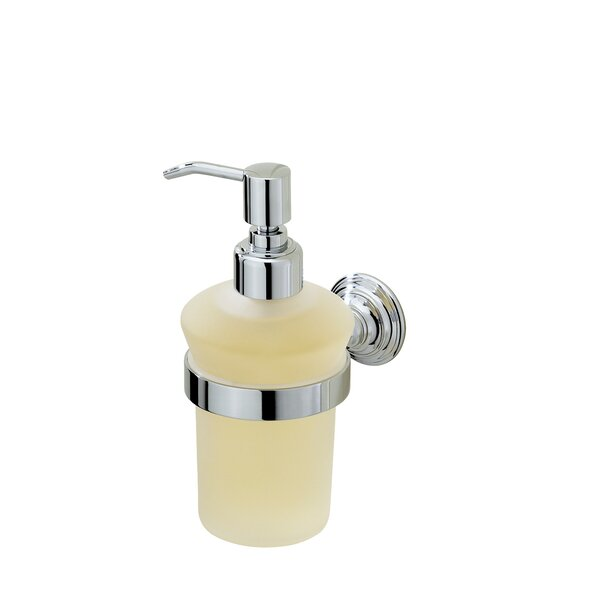 Kingston Liquid Soap Dispenser by Valsan