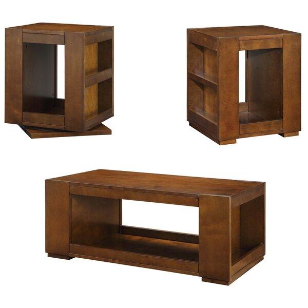 Arlette 3 Piece Living Room Table Set by Red Barrel Studio