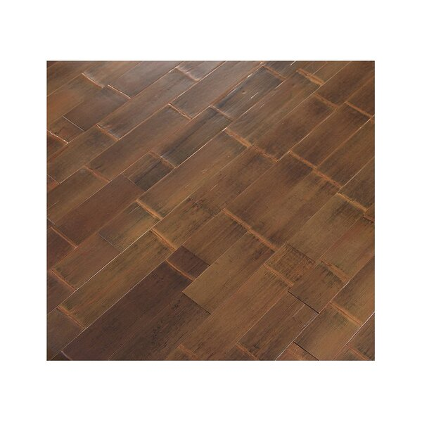 5 Solid Bamboo  Flooring in Natural Skin by Easoon USA