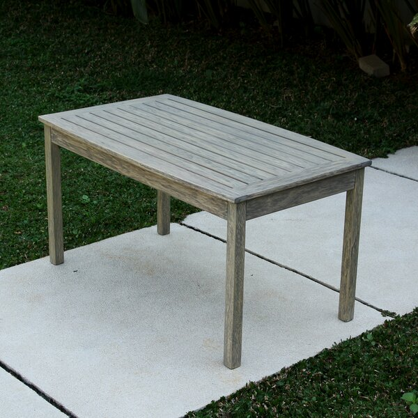 Englewood Solid Wood Coffee Table by Beachcrest Home
